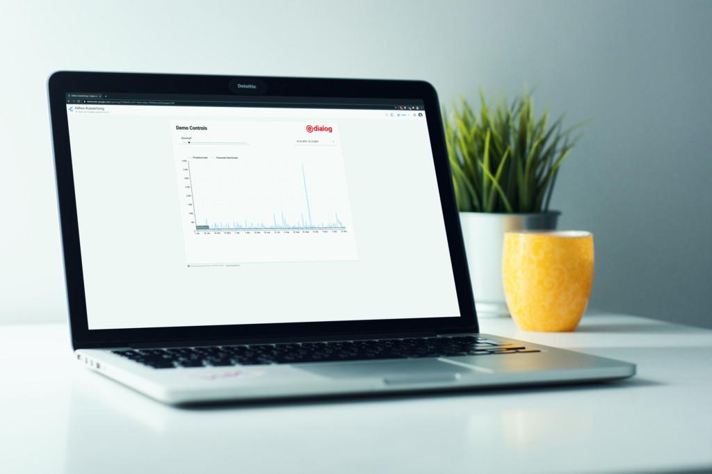 e-dialog Blogbeitrag Data Studio Features