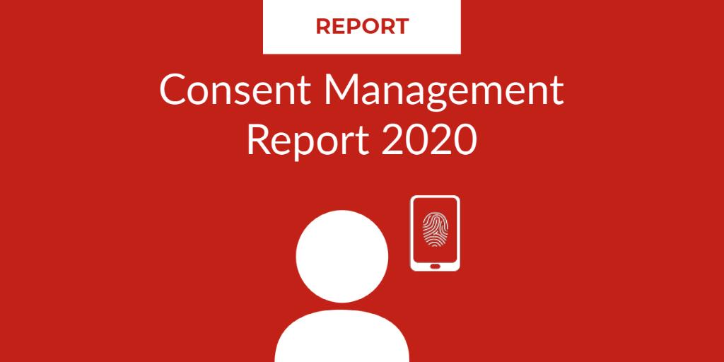 Consent Management Report e-dialog