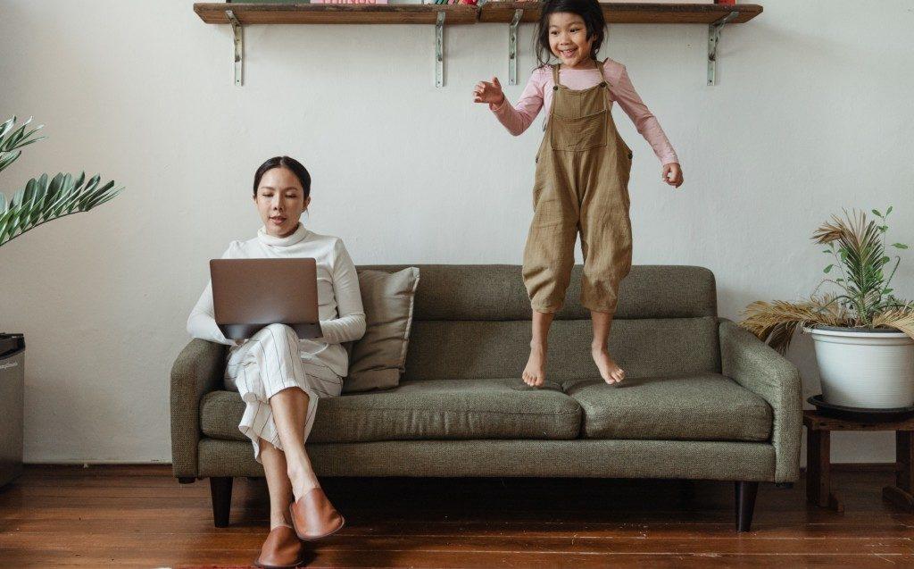 e-dialog Corona Studie Homeoffice 2021