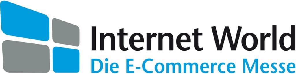 Logo Internet World Business Messe München